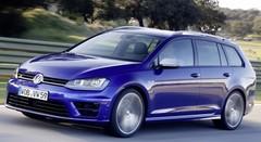 Volkswagen Golf R SW : 45 700 euros pour le break sous hormones