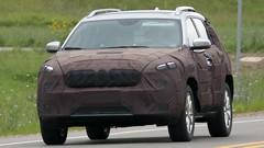Facelift attendu pour la Jeep Cherokee