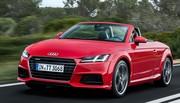 Essai Audi TT Roadster 2.0 TDI : Fashion victime !