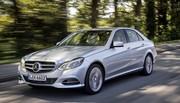 Mercedes Classe E 2016: un temps d'avance?