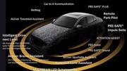 Un impressionnant panel de technologies chez Mercedes