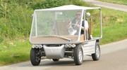 Volteis V+ : la voiture de Philippe Starck à l'essai