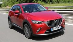 Essai Mazda CX-3 Skyactiv-G 150 4WD : la nouvelle vague japonaise