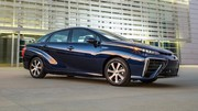 Les clients américains de la Toyota Mirai devront passer un entretien