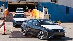La Toyota Mirai envahit la Californie !