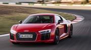 Essai Audi R8 V10 Plus « 2015 » : l'efficacité à tout prix