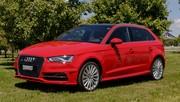 Essai Audi A3 Sportback e-tron : Quand électrique et thermique font des étincelles !