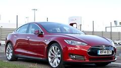 Tesla Model S, batterie 90 kWh et 762 ch !