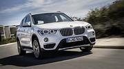 BMW X1 : bientôt une hybride