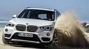 BMW X1 : une version hybride à l'étude
