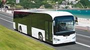 2 nouvelles lignes de bus électrifiées à Londres