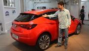 Nouvelle Opel Astra 2015 : L'argus déjà à bord !