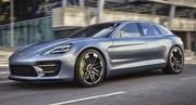 Une petite sœur pour la Porsche Panamera à Francfort ?