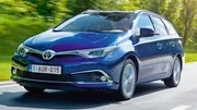 Essai Toyota Auris Touring Sports 1.2T Executive : De la douceur