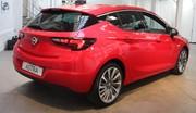 Présentation Opel Astra 5 : une diète efficace