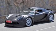 La future Alpine se déguise (encore) en Lotus