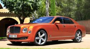 Essai Bentley Mulsanne Speed : vitesse relative