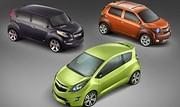 Chevrolet Beat, Trax et Groove Concepts : A vous de décider !
