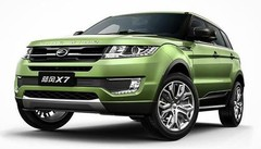 Landwind X7, la copie du Range Rover Evoque sort en Chine