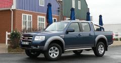 Essai Ford Ranger 2.5 TDCi Double Cabine : douce évolution
