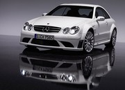 Mercedes CLK63 AMG Black Series, happy birthday AMG !
