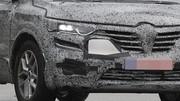 Le prochain Renault Koleos de sortie