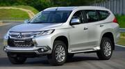 Mitsubishi Pajero Sport : un nouveau dessin original