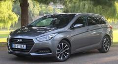 Essai Hyundai i40 SW restylée : édul-Corée