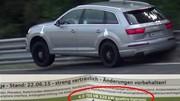 Audi SQ7 : un V8 TDI de 4.0 l et 435 ch ?