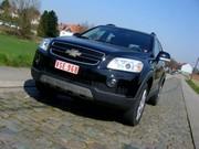 Essai Chevrolet Captiva 2.0 VCDI : L'Amérique au mazout
