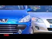 Kia Cee'd  vs Peugeot 307 : La jeunesse face à l'expérience