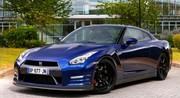 Nissan GT-R : Track Edition et nouveautés 2015