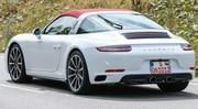 Porsche 911 Targa 2016 : Logée à la même enseigne