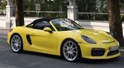 Essai Porsche Boxster Spyder (2015) : une plume et du goudron