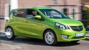 Essai Opel Karl 1.0 75 ch Cosmo Pack : Droit de cité