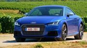 Essai Audi TTS : Efficacité ordonnée