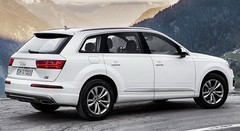 Audi Q7 : un nouveau bloc 3.0 TDI de 218 ch pour l'entrée de gamme