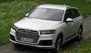 Une version 3.0 TDI ultra de 218 ch pour le nouvel Audi Q7