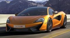 McLaren : la 570S GT en 2016 et la 570S Spider en 2017