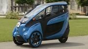 Essai Toyota i-Road : un engin dans la ville
