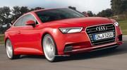 Futures Audi A5 et S5 : Quatre Anneaux sur le Ring