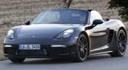 Porsche Boxster 2016 : Le retour du quatre-cylindres