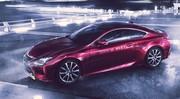 Lexus RC : un peu de douceur avec la version 200t de 245 ch