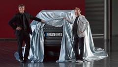 Borgward : première photo du SUV présenté à Francfort