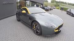Essai Aston Martin Vantage V8 N430 : l'avantage de l'âge