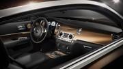 Une Rolls-Royce Wraith très Rock 'n Roll