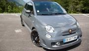 Essai Abarth 595 Competizione : le cabriolet