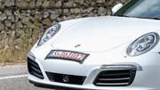 La Porsche 911 Targa restylée à Francfort ?