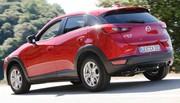 Essai Mazda CX-3 : Sensualité italienne mais solidité « made in Japan »