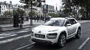 Citroën C4 Cactus : un concept découvrable attendu à Francfort